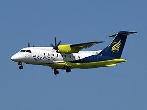 SkyWork Airlines - SkyWork Airlines Dornier 328-110