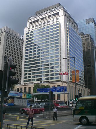 Wilfred Wong Sien-bing - The Mandarin Oriental was installed by Wong's company with Carrier air conditioners.