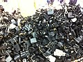 HK SSP 深水埗 Sham Shui Po 桂林街 Kweilin Street 鴨寮街 Apliu Street Nov-2013 Second hand market power chargers 01.JPG
