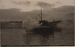 HMS Virago firing in honour of the King (HS85-10-11979).jpg
