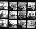 HUA-171957-Blad met contactafdrukken 12 van het bedieningshuis bij de spoorbrug over het Spaarne te Haarlem en de verkeersleidingspost van de NS te Haarlem.jpg