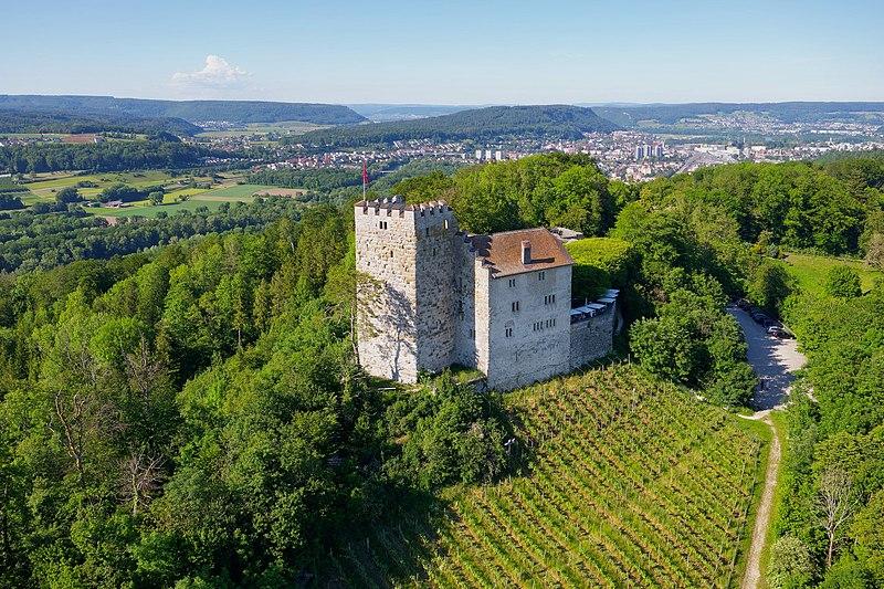Habsburg, Aargau, Schweiz