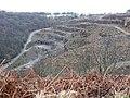 Hafod-fach quarry - geograph.org.uk - 654788.jpg