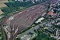 Der Rangierbahnhof Hagen-Vorhalle ist einer der größten Deutschlands