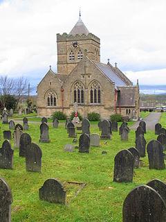 Halkyn Human settlement in Wales