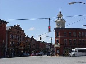 Hamilton Village Historic District - Hamilton Village Historic District, May 2009