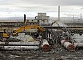 Hanford Recovery Act Workers Tear Down Facilities, Expand Groundwater Treatment in 2010 (7448030854).jpg