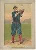 Hans Lobert, Cincinnati Reds, baseball card portrait LCCN2007685623.tif