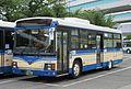Hanshin Bus 238 at Koshien Station.JPG