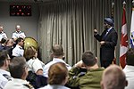 Harjit Saijan, Minister of Defence, at NORAD, Colorado, 160120-F-VT441-056 (24484183986).jpg