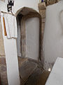 Harlaxton Ss Mary and Peter - interior South Chapell blocked door.jpg