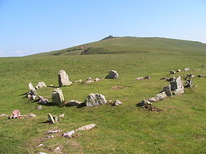History of the Basques - Cromlech of Okabe (Lower Navarre)