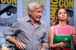 Harrison Ford & Ana de Armas (36067530951).jpg