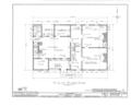 Harvey House, 72-74 McDonald Street, Nanticoke, Luzerne County, PA HABS PA,40-NANTW,1- (sheet 2 of 17).png