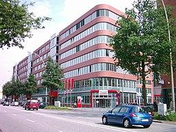 Wikingerweg in Hamburg