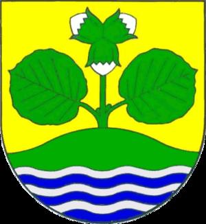 Hasselberg - Image: Hasselberg Wappen