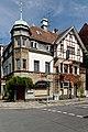 Haus Benrodestrasse 88 in Duesseldorf-Benrath, von Suedwesten.jpg