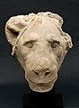 Head of a lion MET 2012.235 EGDP013853.jpg