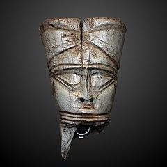 head of a woman-Sb 3697