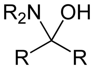 Hemiaminal - Generic hemiaminal