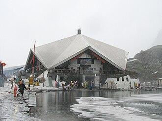 Hemkund - Gurudwara Hemkund Sahib