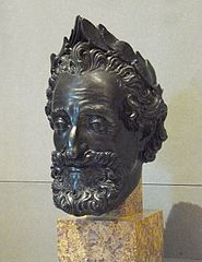 Bust of Henry IV