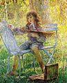 Henri Lebasque - Jeune peintre.jpg