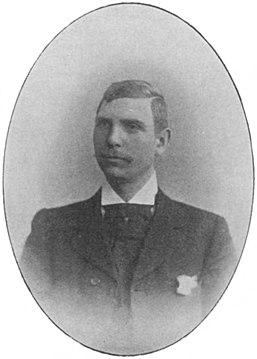 Henri Morriën - Onze Tooneelspelers (1899)