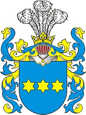 Gwiazdy Coat of Arms