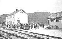 Herefoss stasjon 1938.jpg