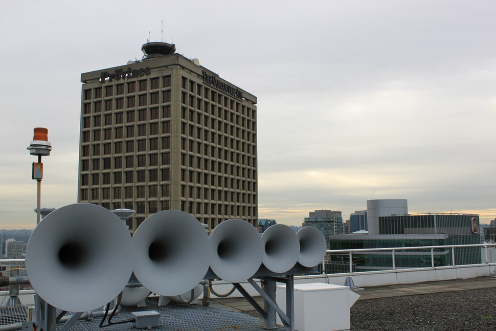 Heritage Horns at the Pan Pacific Vancouver
