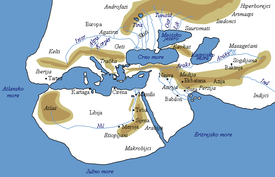 mapa sveta libija Etiopija (antika)   Wikipedia mapa sveta libija