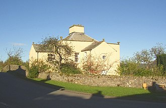 Listed buildings in Caldbeck - Image: Hesket Hall, Hesket Newmarket, Caldbeck CP geograph.org.uk 283042