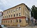 Heute Pension mit Gaststätte, ursprünglich Hotel mit Gaststätte Bahnhofstraße 51.jpg