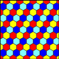 Hexagonal tiling 4-colors.png
