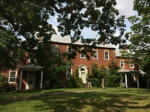 National Register of Historic Places listings in Hardy County, West Virginia - Image: Hickory Hill Petersburg WV 2014 07 29 12