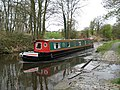 Hire boat, Union Canal - geograph.org.uk - 1237073.jpg