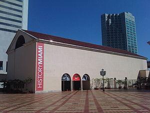 HistoryMiami - Image: History Miami