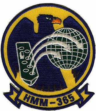 VMM-365 - Old squadron insignia