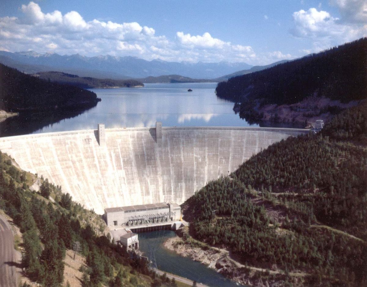 Hungry Horse Dam Wikipedia