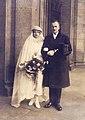 Hochzeitsfoto von Maria M. Müller und Dr. Herbert Dubler.jpg