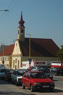 Holíč Town in Slovakia