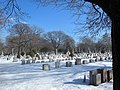 Holy Cross Cemetery NW snow jeh.jpg