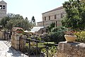 Holy Land 2016 P0552 Mount Tabor Church of the Transfiguration archeological site.jpg