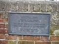 Holywells Park dedication plaque - geograph.org.uk - 1161121.jpg