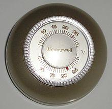 Thermostat — Wikipédia