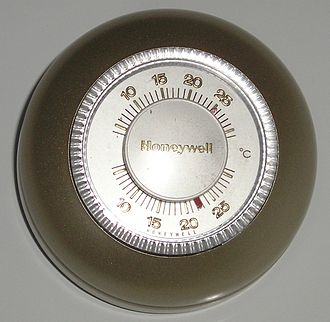 Honeywell - Honeywell thermostat