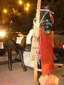 Horse statue, Gan Hamenora, Jerusalem 2011.JPG