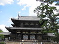 Horyu-ji National Treasure World heritage 国宝・世界遺産法隆寺10.JPG