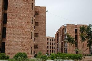 National Law University, Jodhpur - Image: Hostels NLU